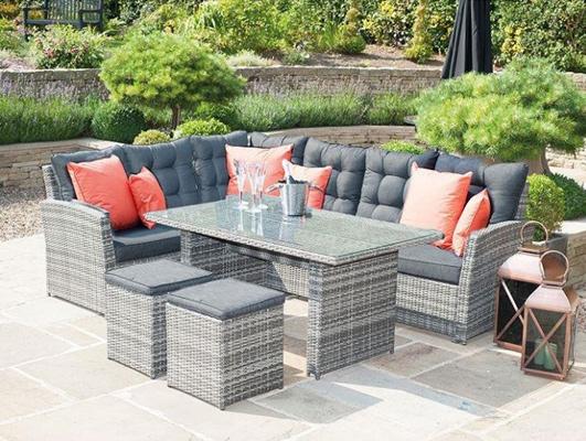 Fine Garden Furniture Birmingham Rattan Furniture Gazebos Home Interior And Landscaping Ologienasavecom