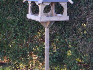 Bird Table Square
