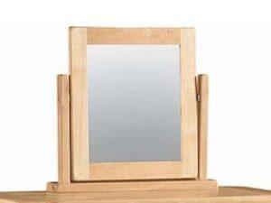 Sussex Oak Vanity Mirror