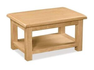 Sussex Oak Coffee Table Large