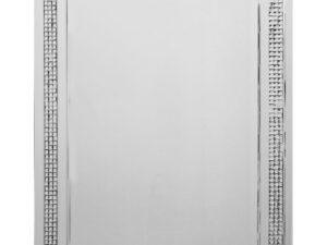 Chic Wall Mirror Diamond Effect 80x120cm