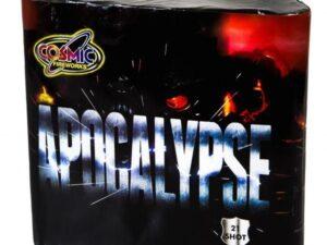 Apocalypse 24 Shot Barrage