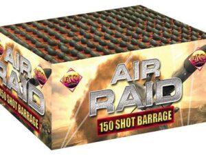 Air Raid 150 Shot Missile Barrage