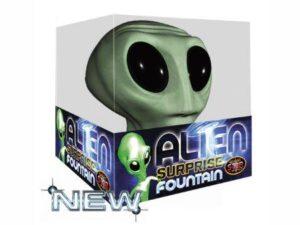 Alien Surprise Fountain