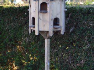 Dovecote Bird House Table