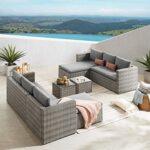 Rattan sofa 2