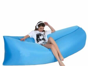 Air Inflatable Lounger Lazy Sofa Bed